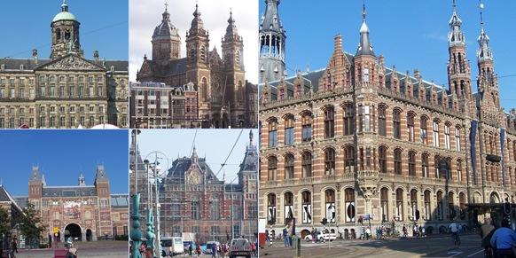 Ver Edificios Barrocos Amsterdam