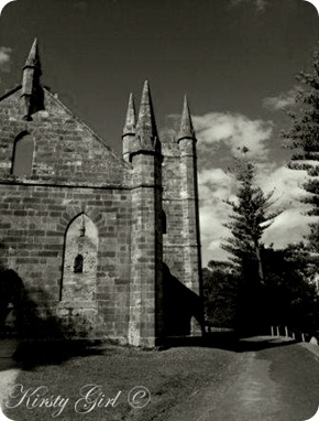 Church Port Arthur #11
