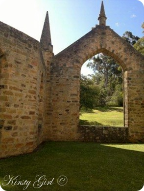 Church Port Arthur #7
