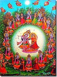 Life in Krishnaloka