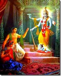 Birth of Krishna