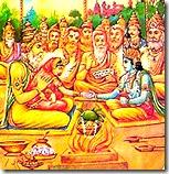 Marriage of Sita and Rama