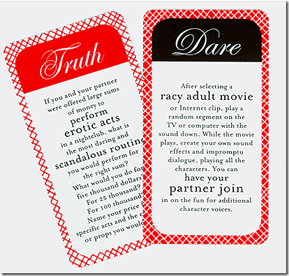 Summary: Out of 5, Truth or Dare gets a 2.5 in my book.