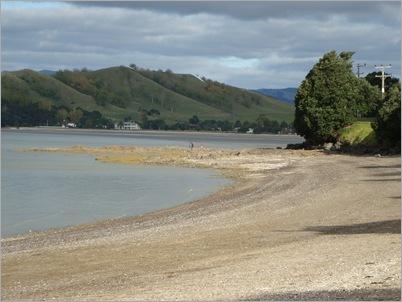 Umapuia beach
