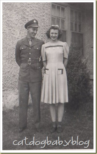 1945 Everette & Dot