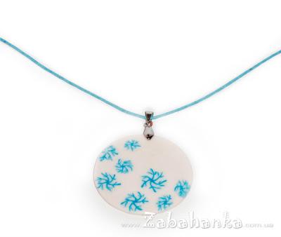 Кулон - Сніжинки