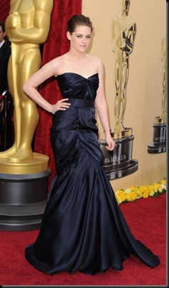 Actress Kristen Stewart arrives at the 82nd Annual Academy Award