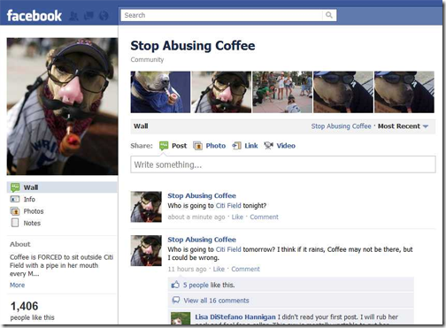 Stop Abusing Coffee