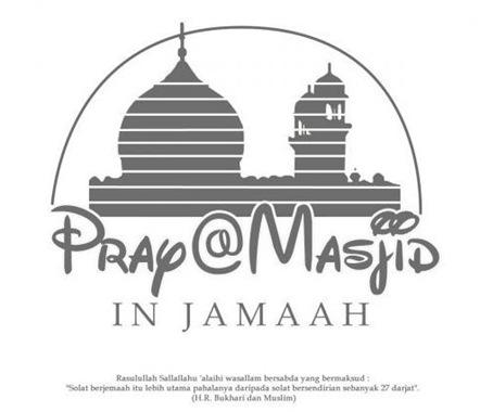 Pray Jamaah