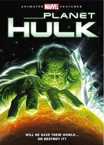 Ver Online Planet Hulk (2010)