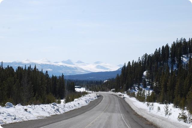 04-24-09 Alaskan Highway - Yukon 026