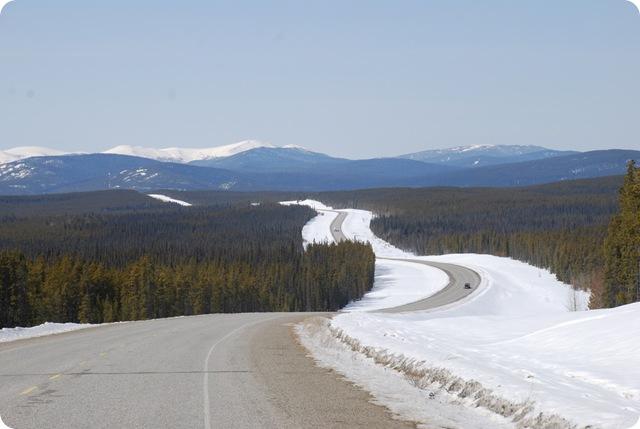 04-24-09 Alaskan Highway - Yukon 011