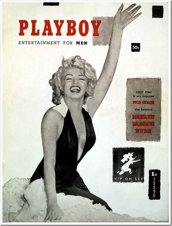desnudando a Marilyn monroe