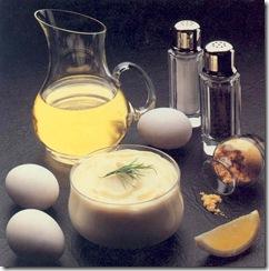 quimica de la mayonesa