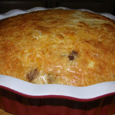 Elaine's Breakfast Pie