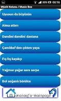Screenshot of Music Box