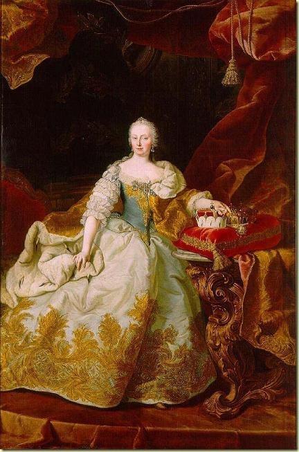 Maria-Teresa-I-de-Austria-Emperatriz-Romana
