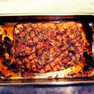 Hangover Curing Pork Belly