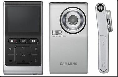 Samsung HMX U10