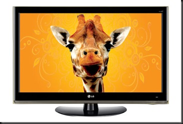 LG TV Time Machine