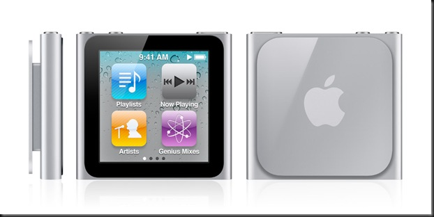 Apple iPod Nano 01
