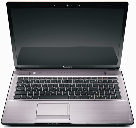 Lenovo Notebook Ideapad Y570