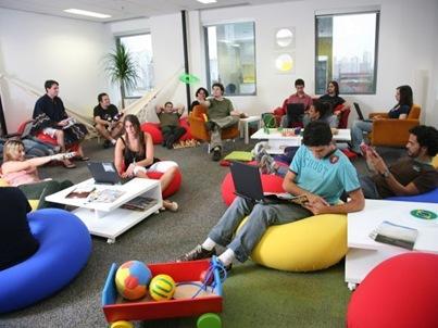 Escritório do Google em São Paulo