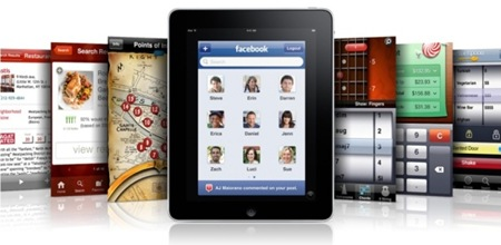 Tablets Aplicativos