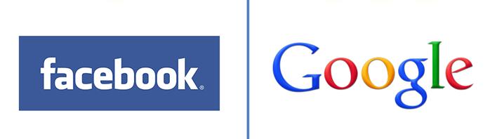 Facebook e Google