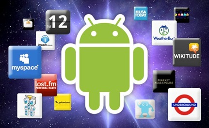 Android aplicativos
