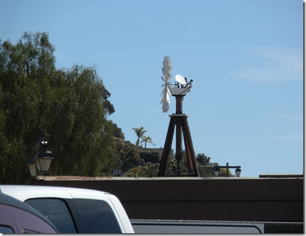 Old Town sat dish