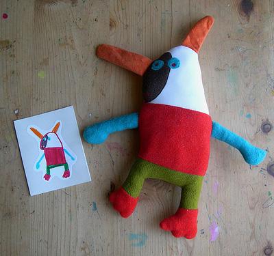 Lizette Greco: Colorful Bunny