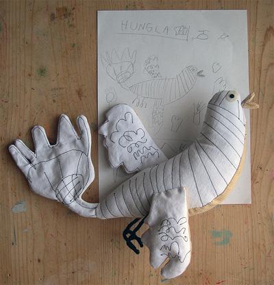 Lizette Greco: Bird