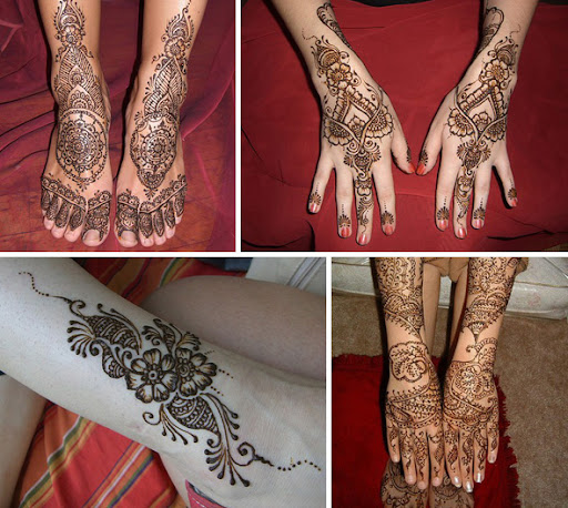 akiyo  henna designs as art of