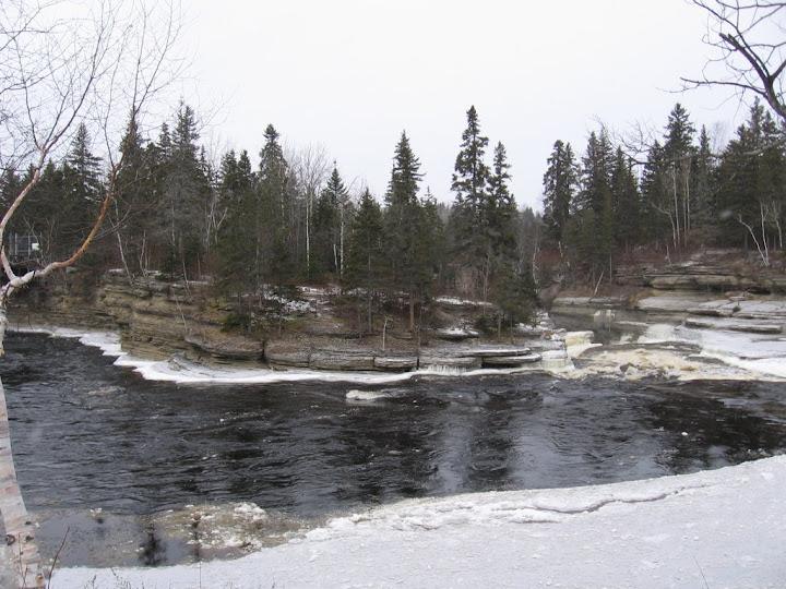 Rivière de Val Jalbert