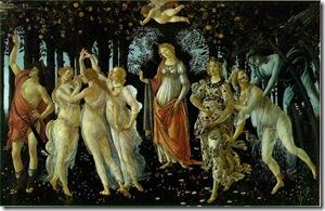 Botticelli_-_Primavera_1482