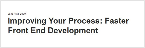 Improving-Your-Process-Faster-Front-End-Development