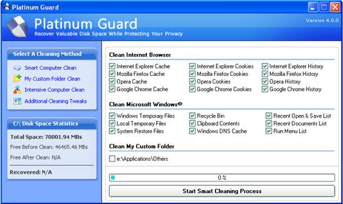 Platinum Guard