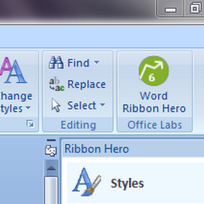 Learn Microsoft Office features by playing Ribbon Hero