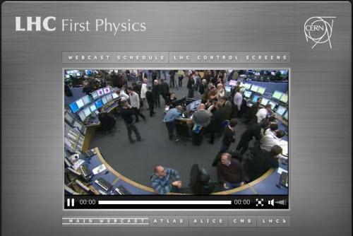 LHC-webcast