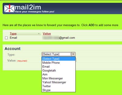 mail2im