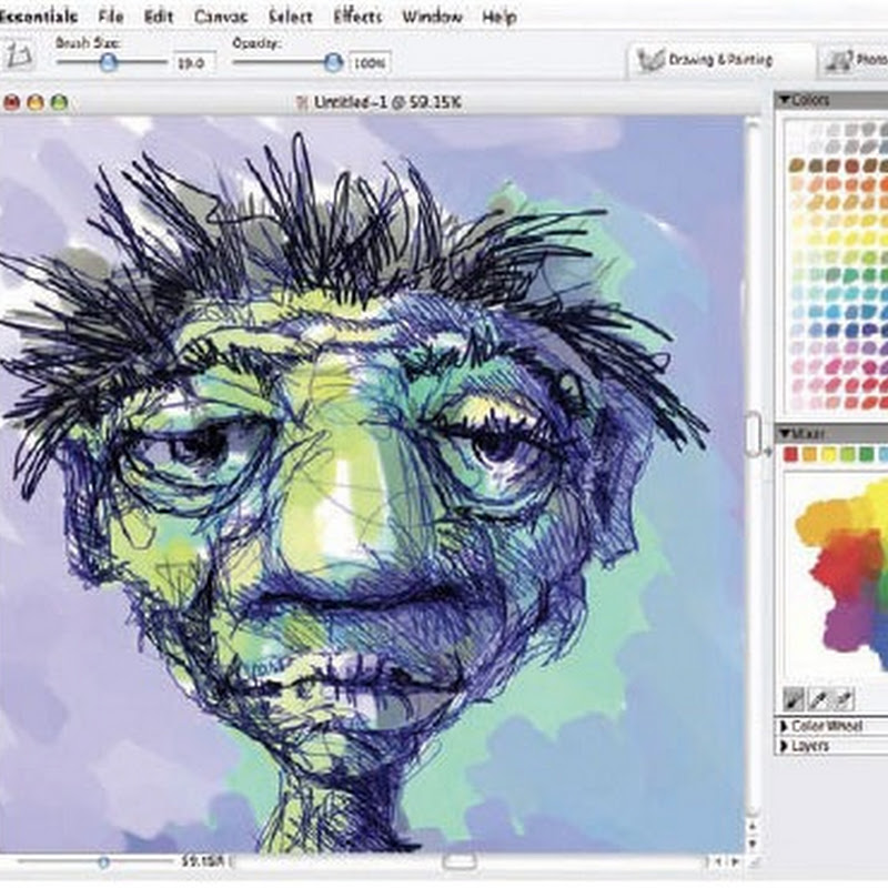 Free Corel Painter Essential 4, 6 months license