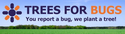 Trees-for-bugs