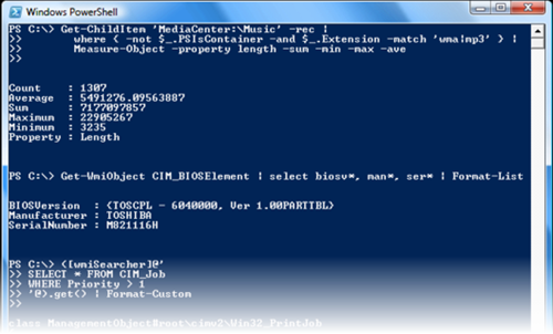 how to run powershell script from command line as administrator