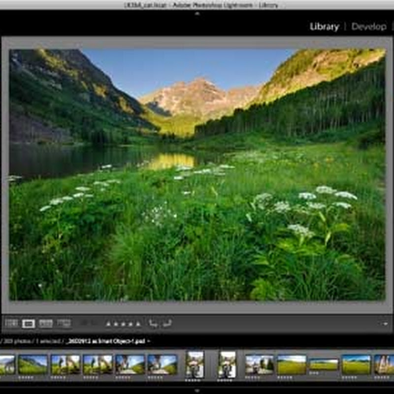 Free download Adobe Photoshop Lightroom 3 Beta