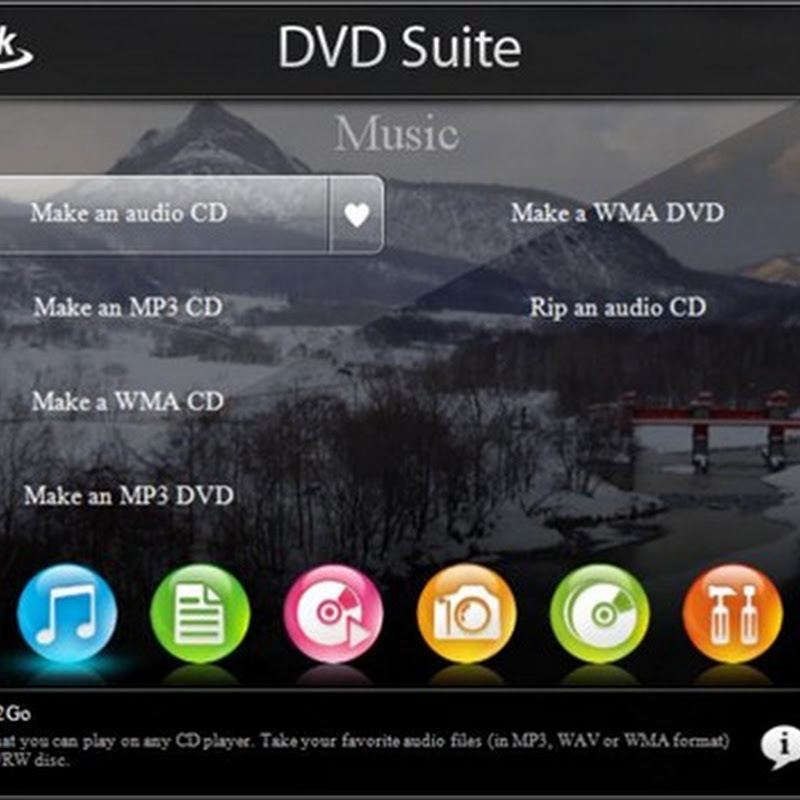 Free download Cyberlink DVD Suite 7 Centra