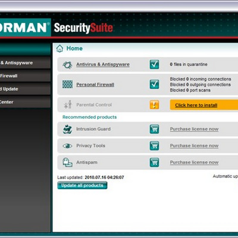 Norman Security Suite 8 [DnBNOR Edition] Free for 4 years