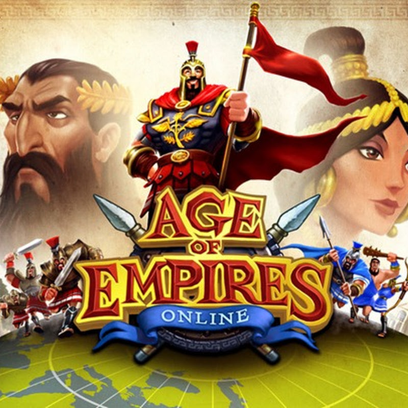 Age of Empires goes Online