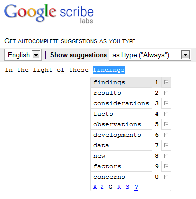 google-scribe-1