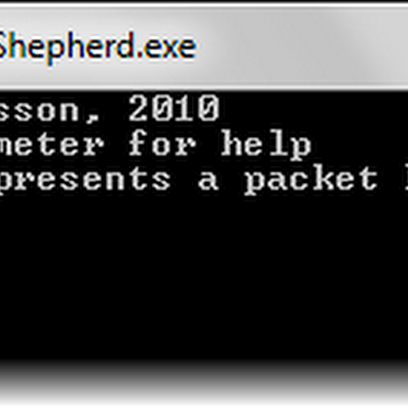 Protect yourself and others from Firesheep with FireShepherd
